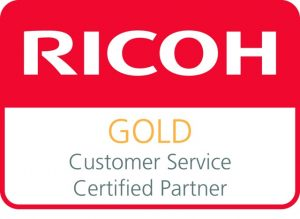Ricoh Gold Customer Service Certified Partner